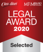 Milano Finanza - Legal Award 2020